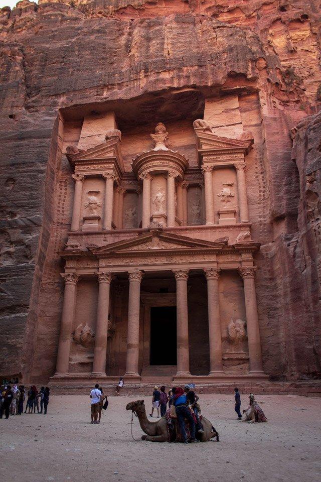 El Tesoro de Petra.