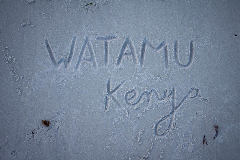 Watamu, Kenia.